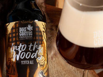 Into the Woods: cervejas de inverno na Dois Corvos