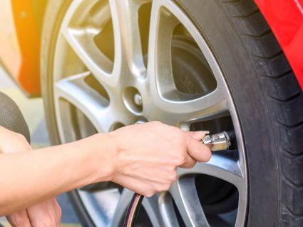 Será que vale a pena encher os pneus com nitrogénio?