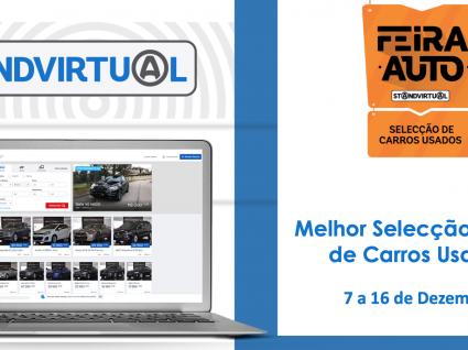 Conheça a Feira-Auto do Standvirtual com descontos de até 5000€