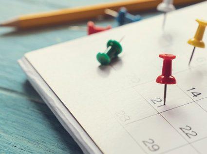 Datas de pagamentos da segurança social em dezembro