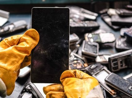 Como reduzir o lixo eletrónico em 3 passos