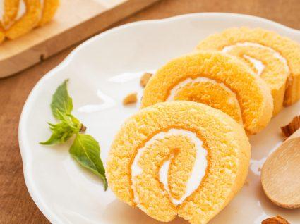 Rolo de laranja: 5 receitas com passo a passo