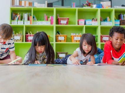 7 bibliotecas infantis incríveis que vai querer conhecer