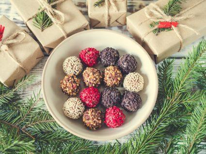 3 ideias com chocolate para oferecer no Natal