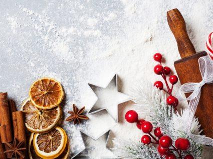 4 receitas que vão decorar a sua mesa de Natal