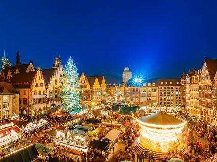 10 cidades e vilas de Natal na Europa para visitar
