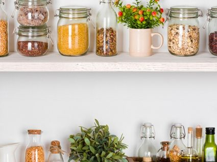 10 dicas para organizar cozinhas pequenas