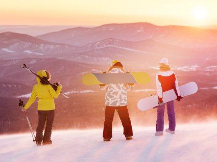 10 destinos de neve alternativos para férias de inverno