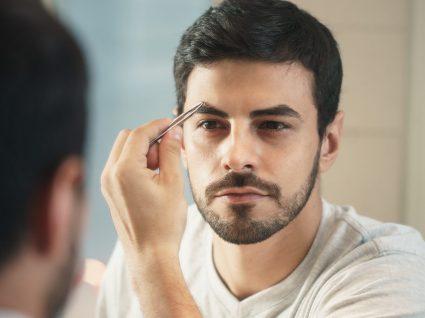 Sobrancelhas masculinas: como cuidar