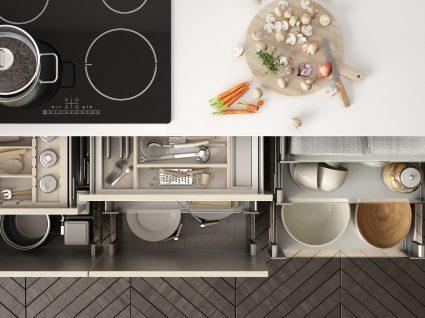 Os essenciais para equipar a cozinha