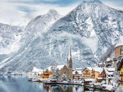 Descubra 8 dos melhores destinos europeus de inverno
