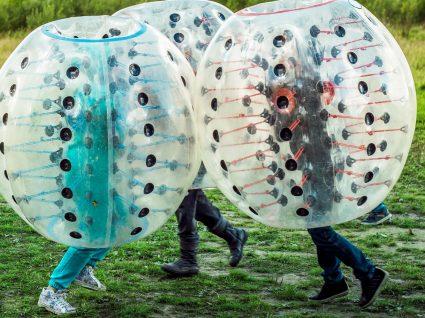 Bubble Football: descubra um desporto divertido e viciante