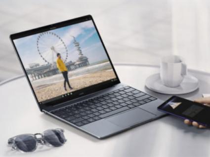 Huawei MateBook 13: muito fino e poderoso