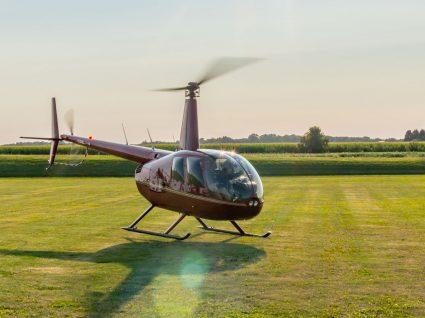 Sonha em fazer passeio de helicóptero? Conheça lugares onde pode viver esta experiência