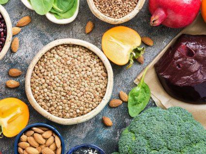 9 alimentos ricos em ferro: mais saúde no garfo