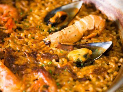 5 receitas de arroz de marisco para experimentar já