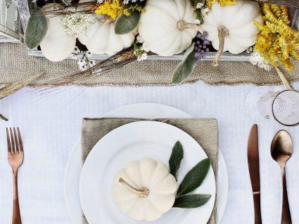 Como decorar mesas bonitas: um guia prático e útil com 7 dicas