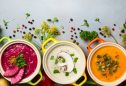 10 receitas de sopa para todo o ano: duas mãos cheias de sabor