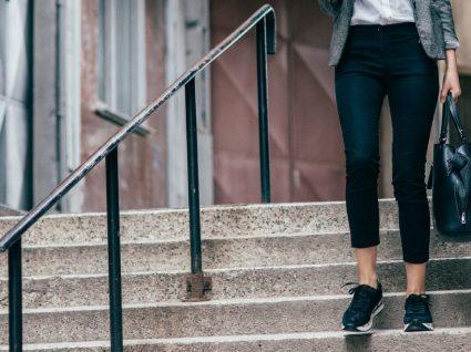 Como usar ténis para trabalhar e ter ainda mais estilo