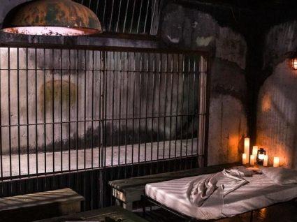 Teria coragem para passar a noite de Halloween em Alcatraz?