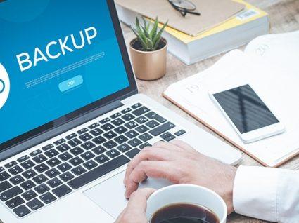 Fazer cópias de segurança pode salvar o seu negócio