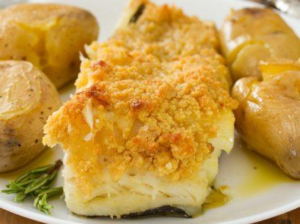 Bacalhau com broa: um petisco fácil e simples