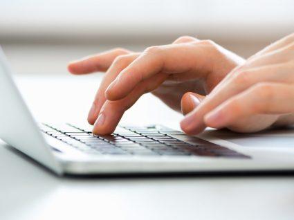 Anular recibo de renda eletrónico: como corrigir uma emissão com erro