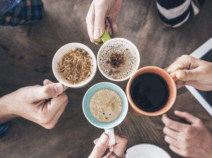 Diferentes tipos de café no mundo: consegue distingui-los?