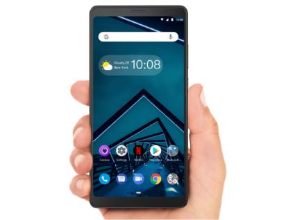 Lenovo Tab V7: o tablet que faz chamadas