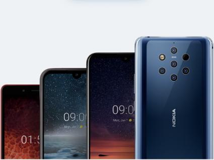 Os 3 novos telemóveis Nokia que vai gostar de conhecer