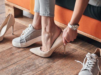 Os 7 melhores truques para tornar os sapatos mais confortáveis