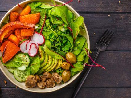 Batata-doce com cogumelos: quando o sabor se junta aos saudável