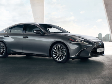 10 coisas a saber sobre o novo Lexus ES