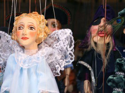 Oficinas de Marionetas para crianças e adultos no Porto