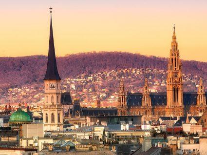 Nova ligação direta do Porto a Viena de Áustria
