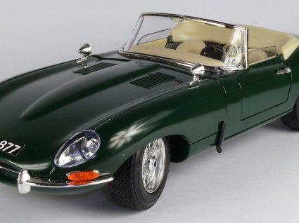 Jaguar E-Type elétrico: o carro mais bonito do mundo e sem emissão de poluentes