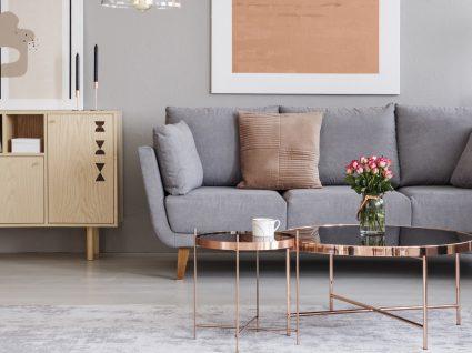 Mesas de apoio baratas e modernas: 5 modelos aí para casa