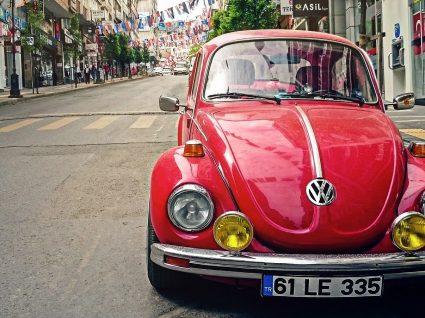 Volkswagen Carocha: do tempo da guerra
