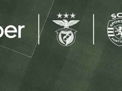 Uber dá desconto a adeptos de Benfica e Sporting