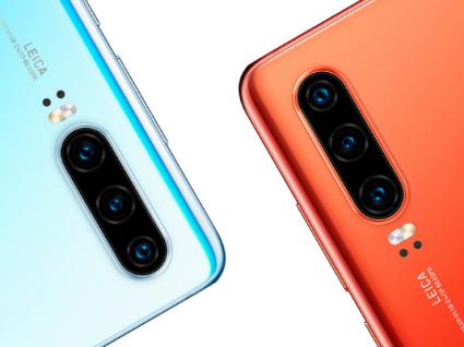 Huawei P30 e P30 Pro: os smartphones que vieram 'redefinir as regras'
