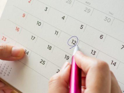 Estas são as datas importantes para o IRS, mês a mês