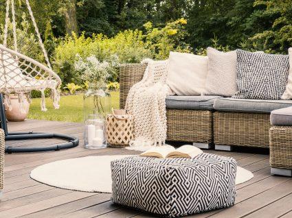 Móveis de jardim: as escolhas perfeitas para decorar o exterior da casa