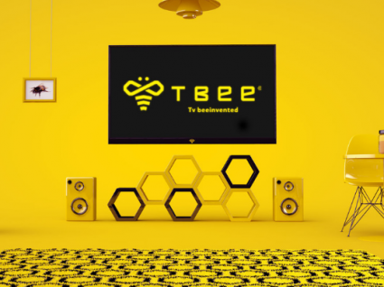 TBEE, a nova box de TV revolucionária