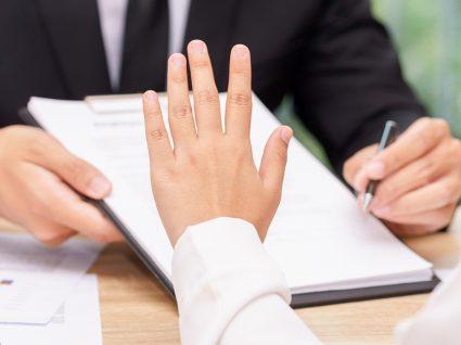 Saiba como lidar com a rejeição em contexto de trabalho