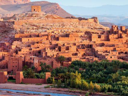 Conheça Ouarzazate, a meca do cinema em Marrocos