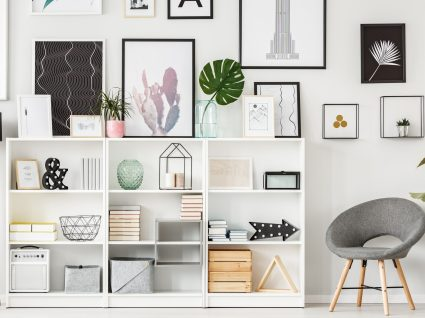 4 ideias originais e criativas para usar livros na decoração