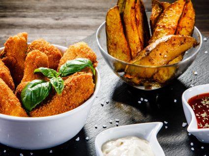 Frango com batata-doce: a combinação mais-que-perfeita