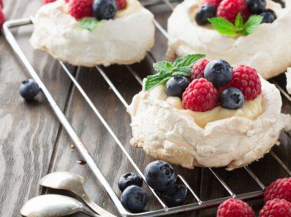 Receitas de pavlova: a sobremesa que ninguém consegue resistir