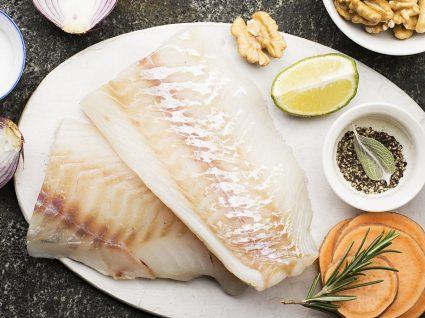 Batata-doce com bacalhau: a receita que há muito procurava
