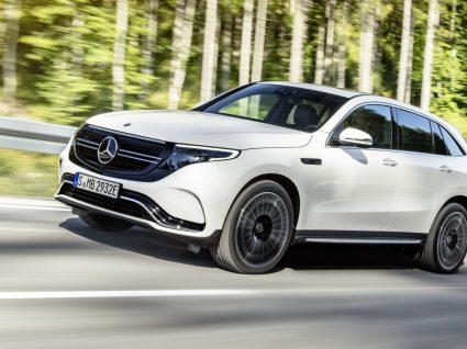Mercedes-Benz EQC: estrela elétrica